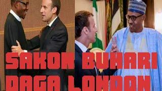 Sakon Baba Buhari daga London ga yan Nigeria
