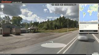 RETURN TO CANADA AND RUSSIA (Google Maps StreetView GeoGuessr)