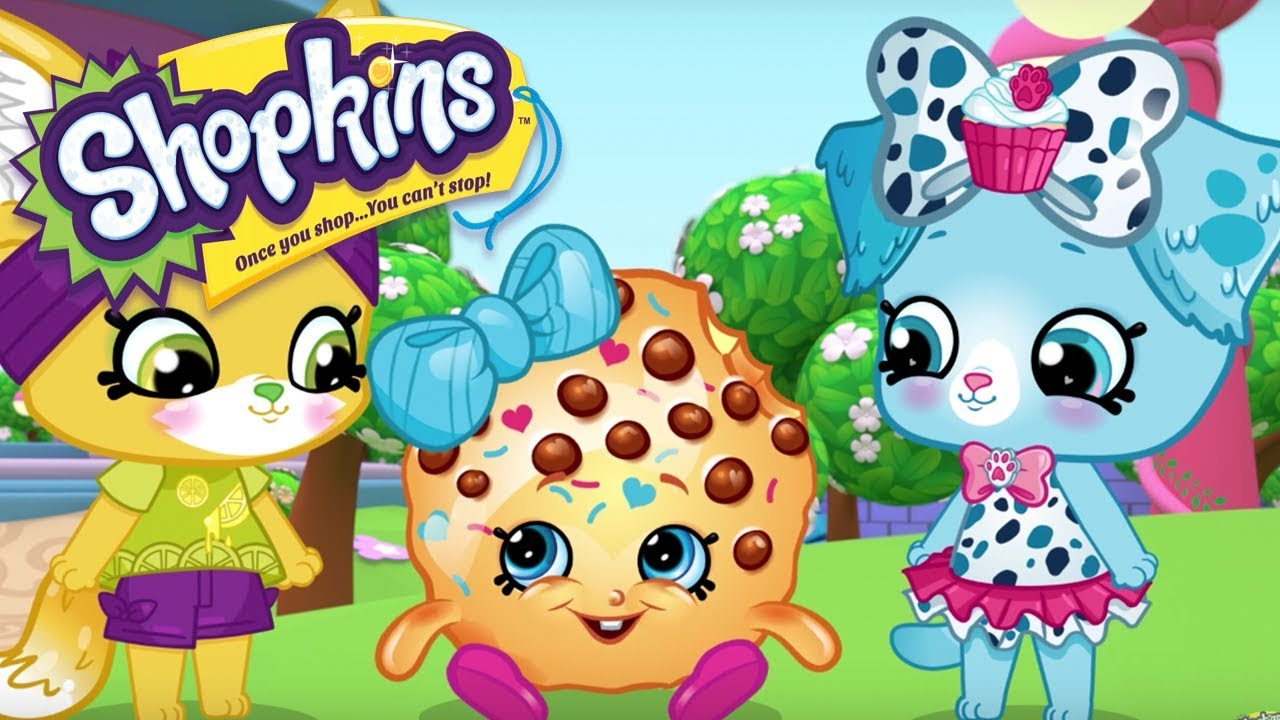 Shopkins Cartoon Who S The Cutest Cartoons For Children Youtube