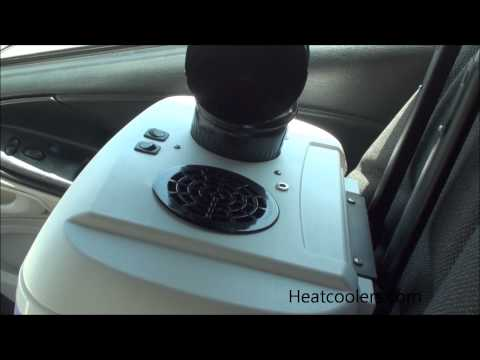 How to stay cool in a car without Air Condition