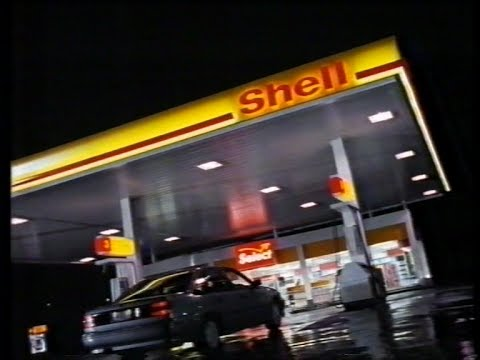 "Shell Select Australian TV Commercial ""Go Well Go Shell"" 1990s"