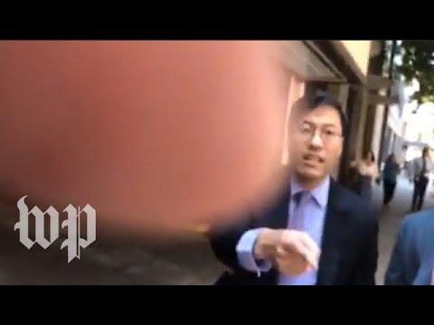 Download 'I probably shouldn't have done that': Anti-vaxxer shoves California state senator on live  Mp4 baru