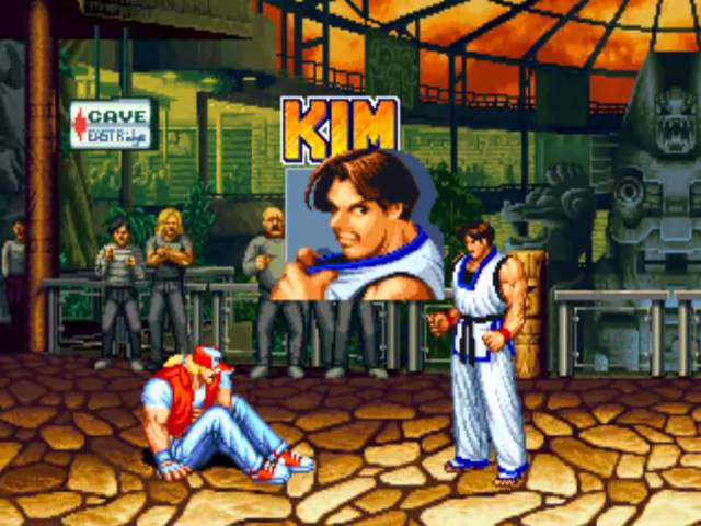 real bout fatal fury arcade playthrough as kim kaphwan youtube real bout fatal fury arcade