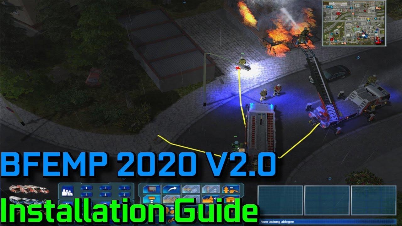 Bfemp 2020 V2 0    Installation Guide    Em4    German