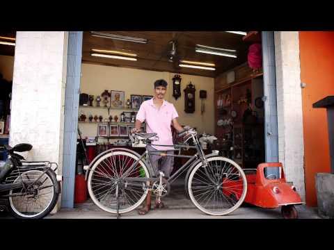 04 Human Ride จักรยานบันดาลใจ ตอน เก๋าเมืองตรัง (20 ต.ค. 56)