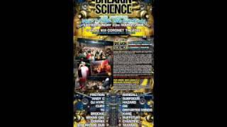 Dj Clipz @ breaking science b2b UNCZ Resimi