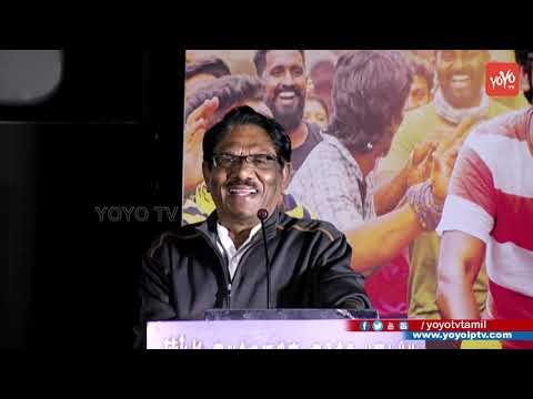 Bharathiraja Speech At Ayngaran Audio Launch | GV Prakash Kumar | Raviarasu | Mahima Nambiar