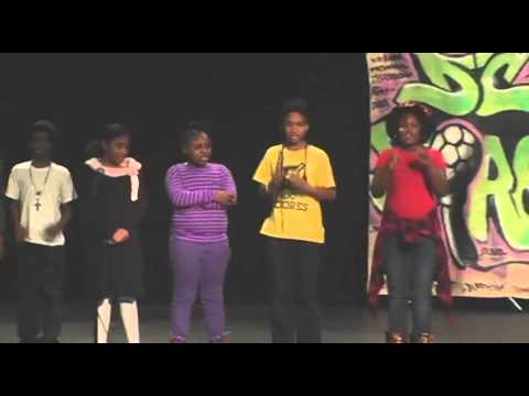 2013 DC SCORES Poetry Slam!: Beers Elementary School