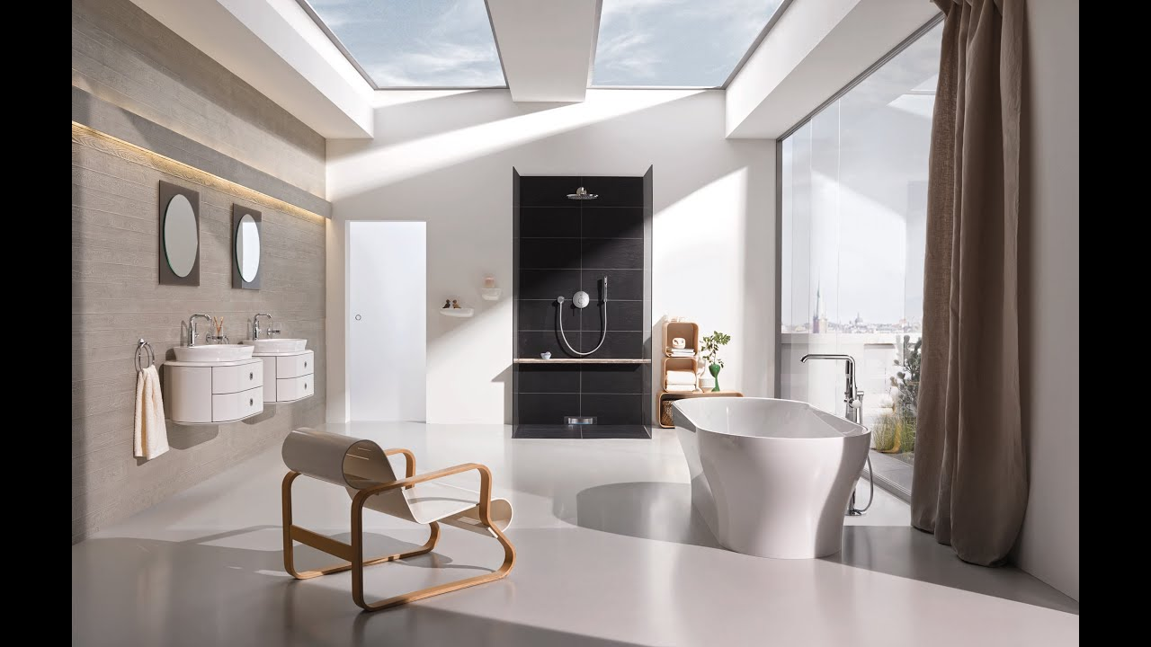 GROHE Essence - Complete bathroom solution - YouTube