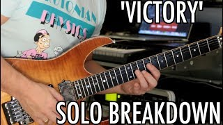 'Victory' by Andy James - My Guest Solo LESSON