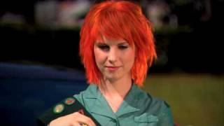 Paramore - Honda Civic Tour - Meaning of the BNE butterfly