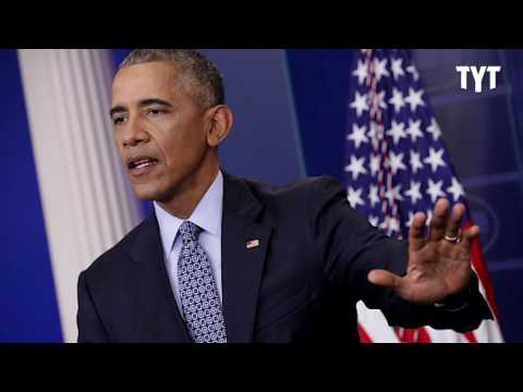 Pres. Obama's LUDICROUS Comments On Russia