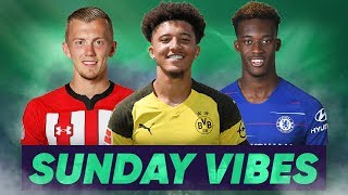 Are England&#39s New Generation The Most WANTED Players In The World! #SundayVibes