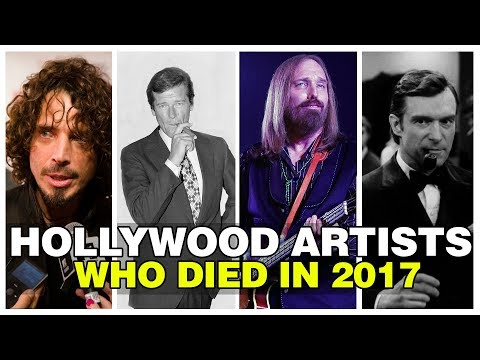 Celebrities who DIED in 2017 - Hollywood News