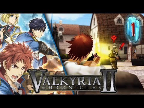 Valkyria Chronicles 2 :: EP - 1 :: Two Years Later