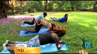 Work out with us tomorrow morning on #TIZI