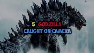 5 Monster Godzilla Terekam Kamera... Nyata Atau Palsu??