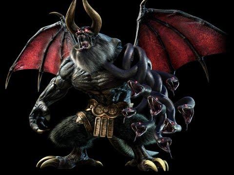 Tekken Tag Tournament 2 Ogre Story mode - YouTube