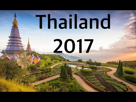 Best of THAILAND TRIP   GoPro and Drone   2017
