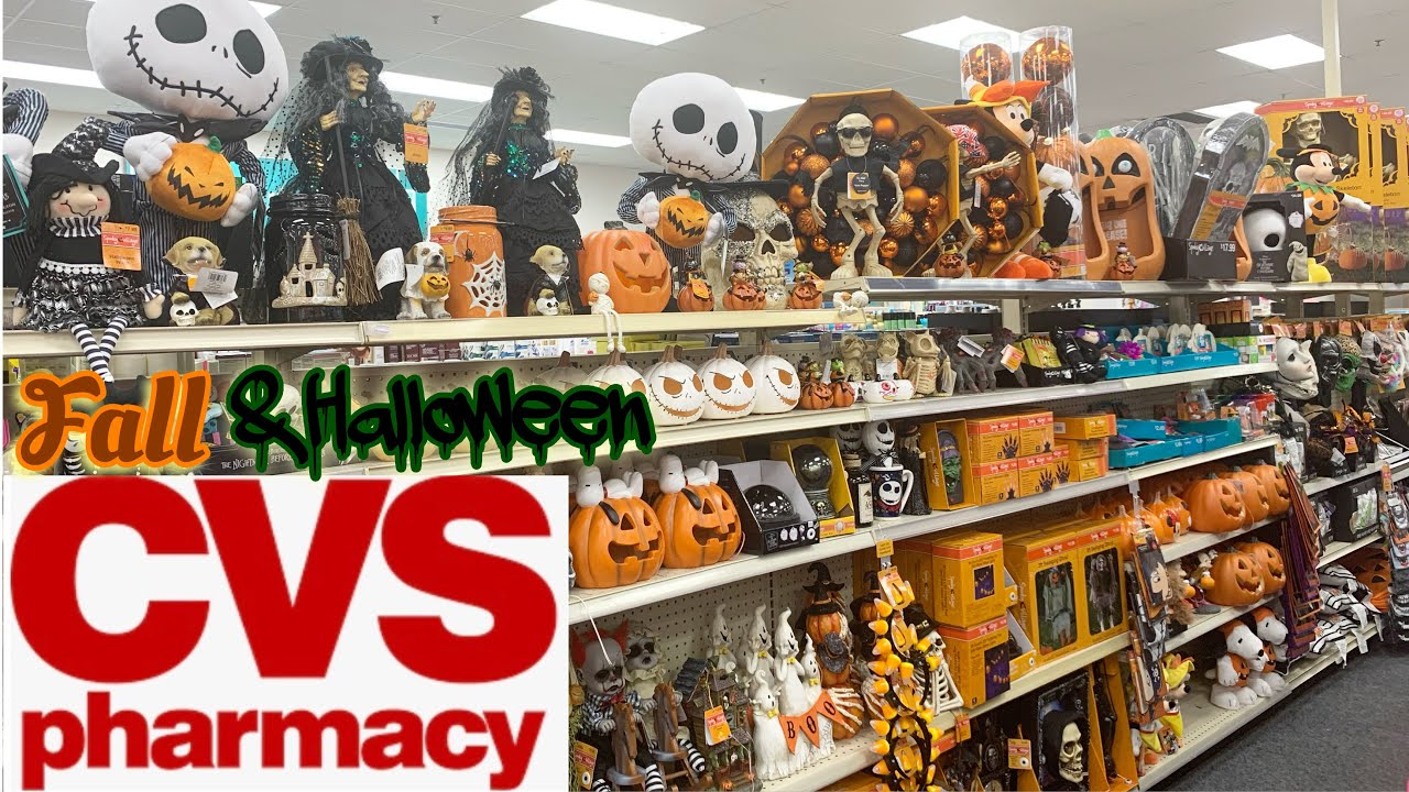 Cvs Halloween Decorations 2020 CVS Halloween And Fall Decor 2020 ~ Virtual Shopping   YouTube