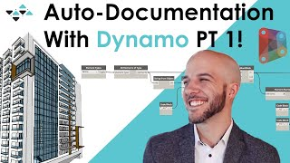 Auto-Documentation With Dynamo! Part 1 - Create Views, Sheets, and Drop Views on Sheets