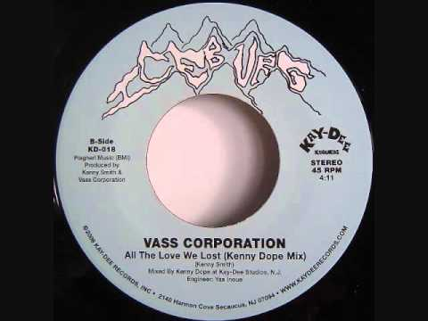 All The Love We Lost     Vass Corporation