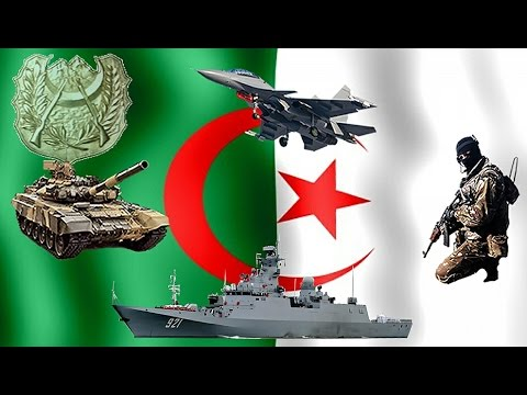 Algerian Military Power | Algerian People's National Armed Forces 2016 - 2017