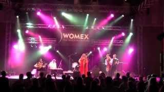 Fatma Zidan Womex 2012