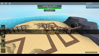 [OUTDATED] Western Zedless Solo Triumph with nerfed Aviator   Tower Battles [Roblox] 2019/02/13