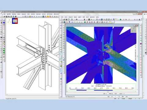 Steel Connections Design and Check Software, Steel Joints