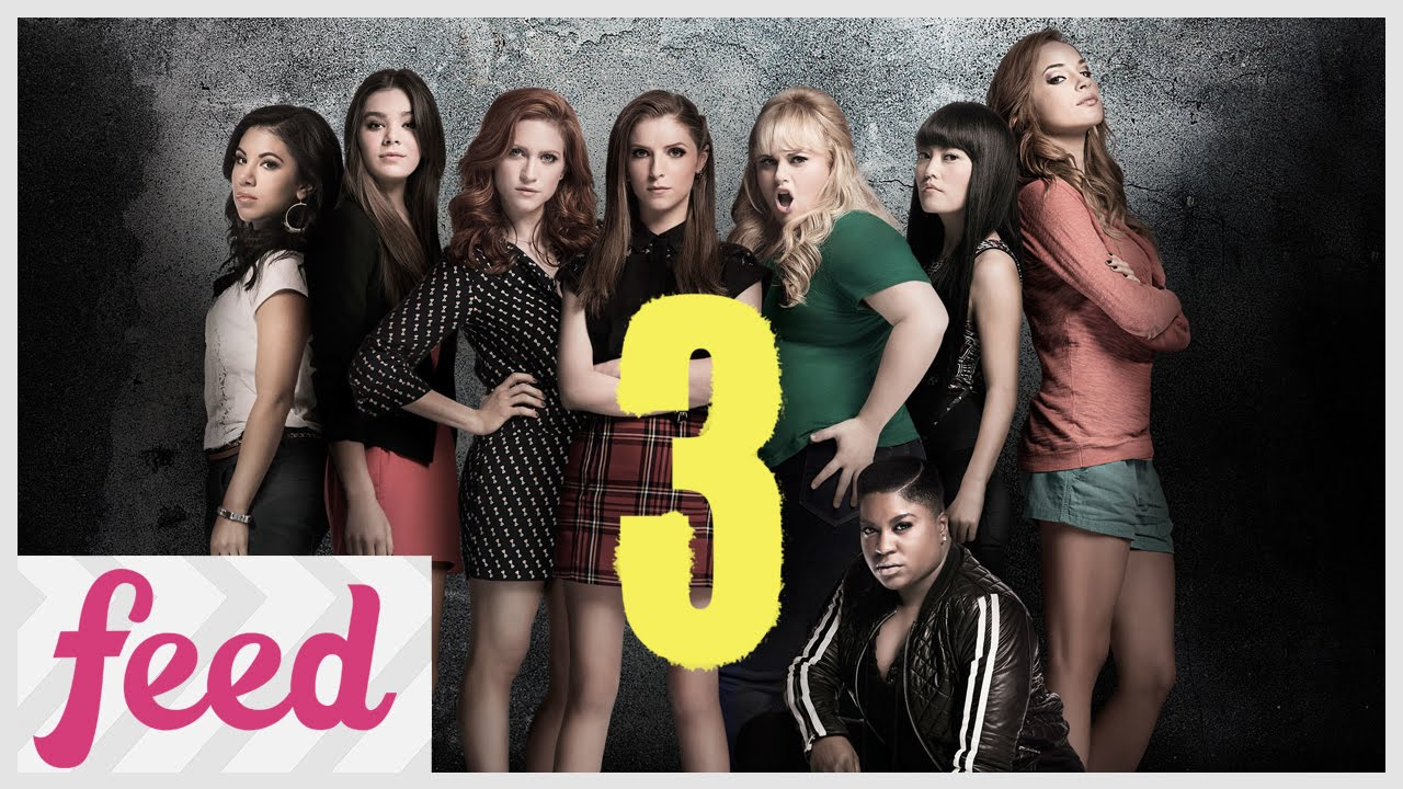 Hailee steinfeld pitch perfect 3 compilation 5