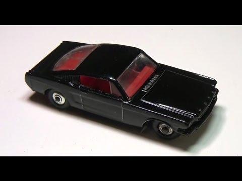 Matchbox Restoration: Ford Mustang No 8