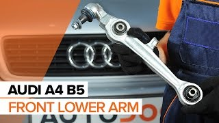 Audi A4 B7 Saloon owners manual online