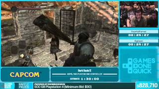 Dark Souls II by FearfulFerret, Oginam in 1 12 56 - Summer Games Done Quick 2015 - Part 150