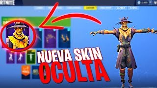 NEW *SKIN HIDDEN* FILTRATED FROM THE SPANTATORS, NEW SEASON 6 OF FORTNITE BATTLE ROYALE