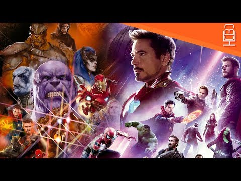 Why the MCU does not Follow the Comics Explained by Infinity War Director