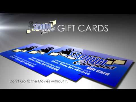 Stadium CinemasGift Card
