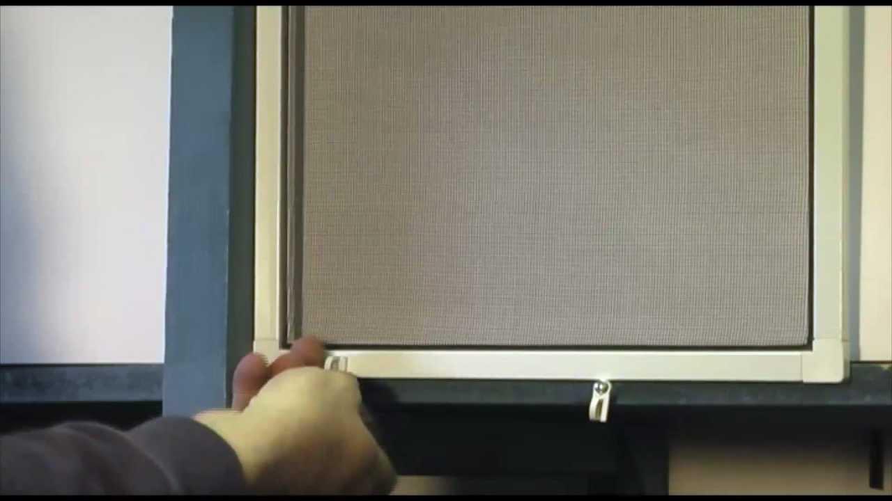 Window Screen Hardware