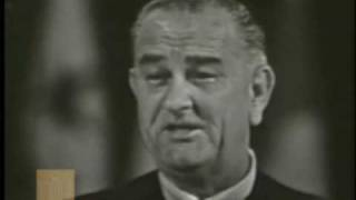 Lyndon B. Johnson-Remarks on the 20th Anniversary of the U.N. Charter (June 25, 1965)