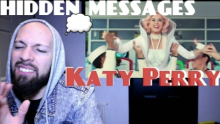 Katy Perry - Chained To The Rhythm ft Skip Marley REACTION