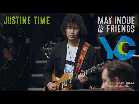 JUSTINE TIME – MAY INOUE & FRIENDS 井上銘 Jason Rebello, Kaz Rodriguez, Jay Phelps, Davide Mantovani