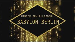 """Hinter den Kulissen von """"Babylon Berlin"""": Rundgang durch die """"Neue Berliner Straße"""""""