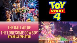 Chris Stapleton - The Ballad of the Lonesome Cowboy (From Toy Story 4)
