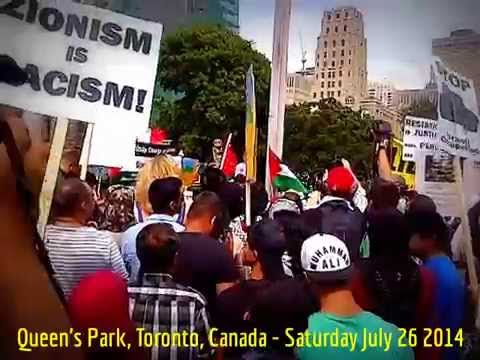 HiMY SYeD -- Queen's Park, Toronto, Ontario, Canada, Saturday July 26 2014