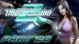 Lets Play Need for Speed Underground 2 Part 28 (HD/German) - Geiles Spawnsystem