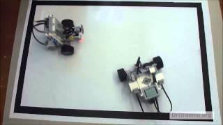 C2.1 Robot SUMO using Lego MindStorms EV3 Robots
