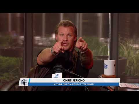 "Former Wrestler Chris Jericho on His New Book ""No Is a Four-Letter Word…"" 