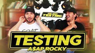 A$AP Rocky - Testing (Première écoute)