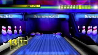 Kinect - Brunswick Pro Bowling - 360