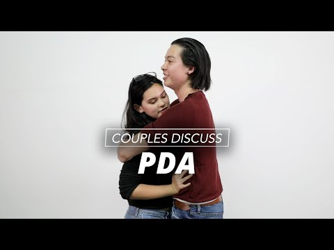 Couples Discuss PDA
